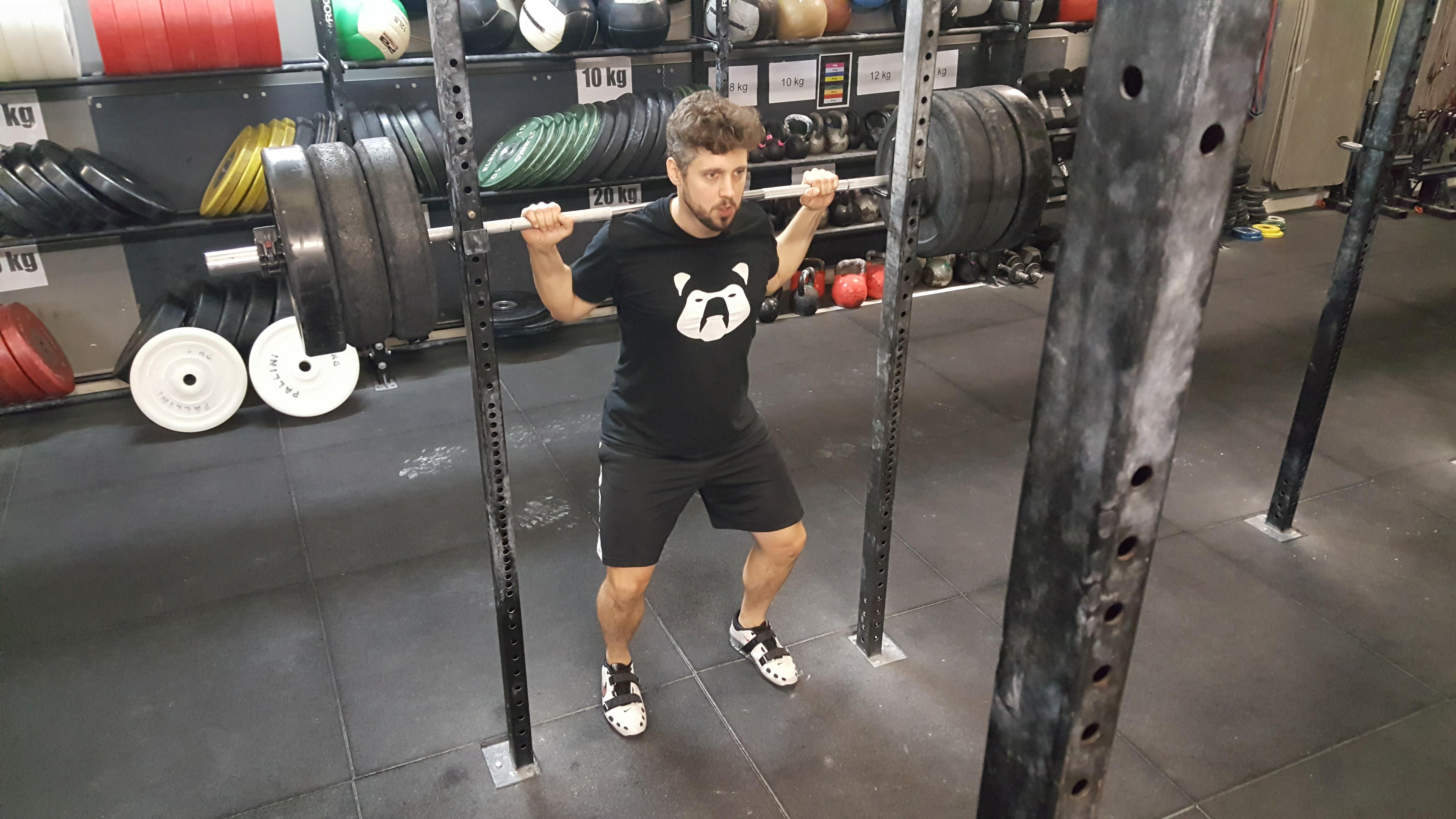 Stefan von CrossFit Munich class=