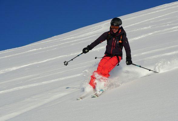 lieberdraussen haglöfs skitour