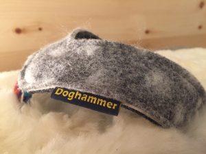 Doghammer Hüttenschuhe mit Lammfell